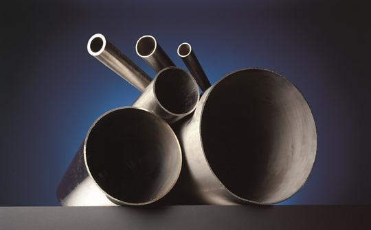 Inoxydable tuyau acier