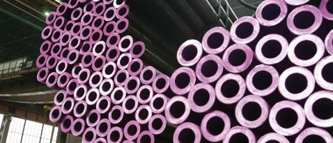 Applications mécaniques industrielles et - tuyau acier