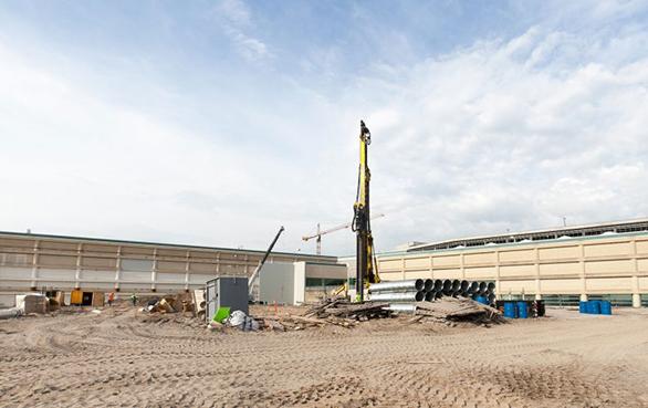 Palplanche dans les applications de construction portuaire